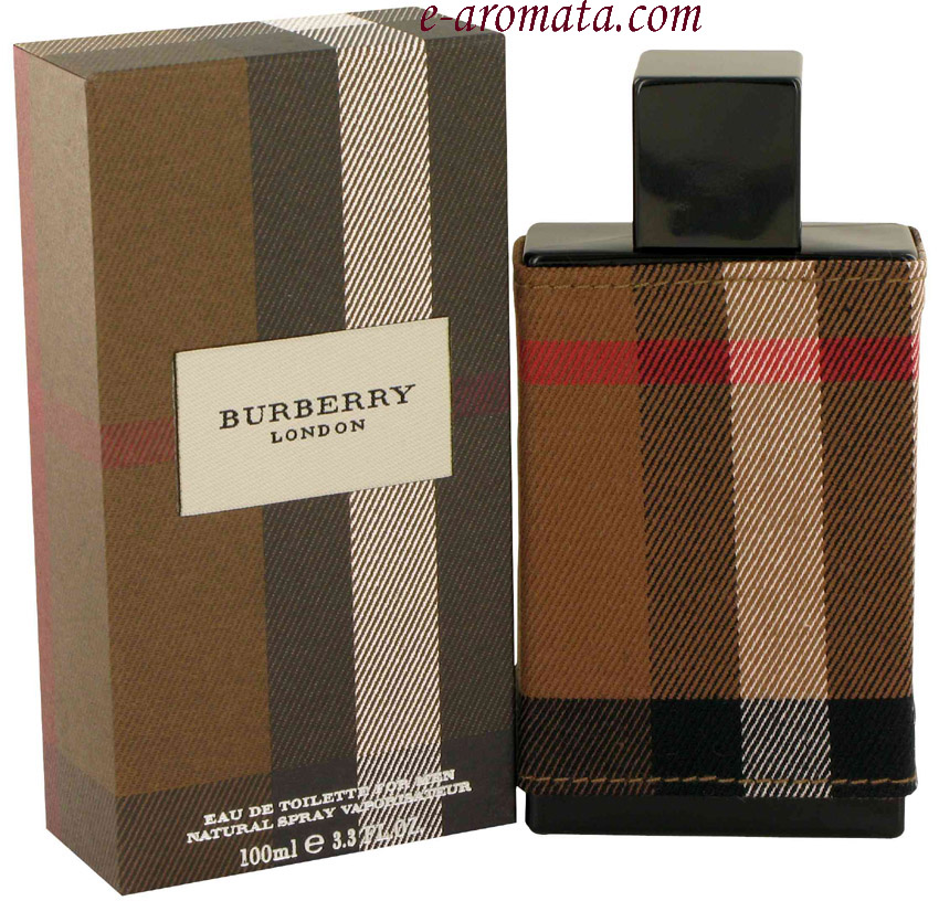 Burberry LONDON MEN Eau de Toilette 100ml 9a56a17f39c