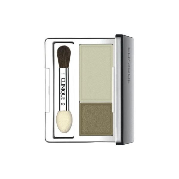 Clinique All About Shadow Duo 2,2gr 10 Mixed Greens