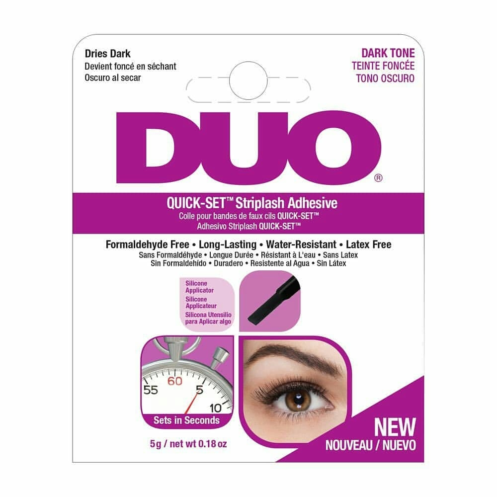 Ardell Duo Quick-Set Striplash Adhesive Dark Tone 5g