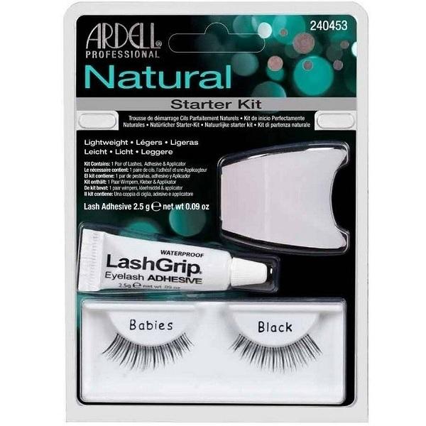 Ardell Natural Lash Starter Kit 110 Black