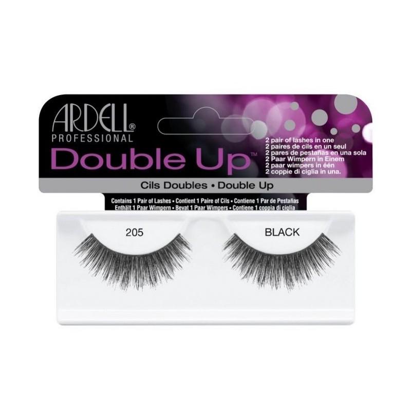 Ardell Double Up 205 Black Eyelashes