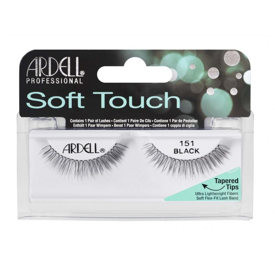 Ardell Soft Touch 151 Black Eyelashes