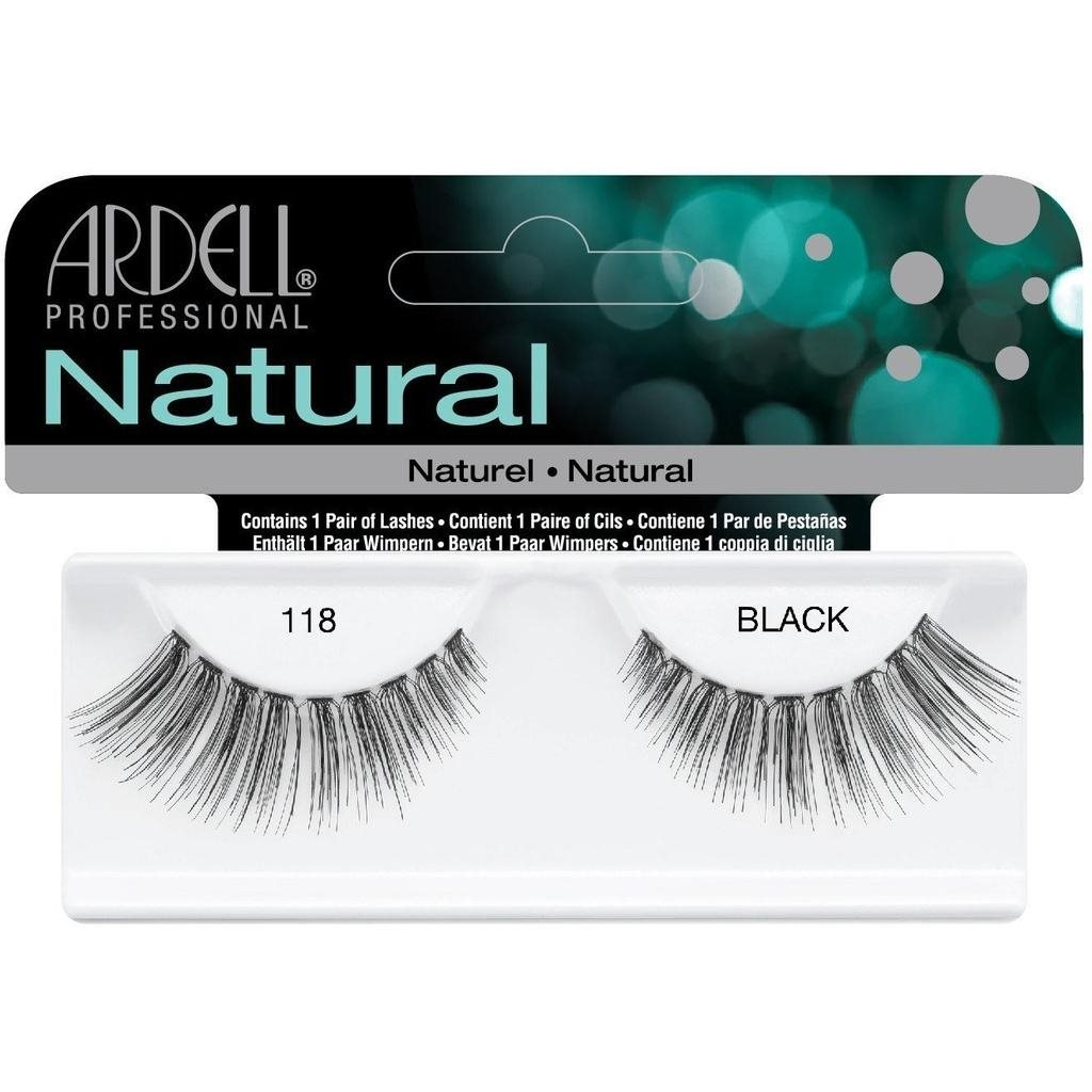 Ardell Natural 118 Black Eyelashes