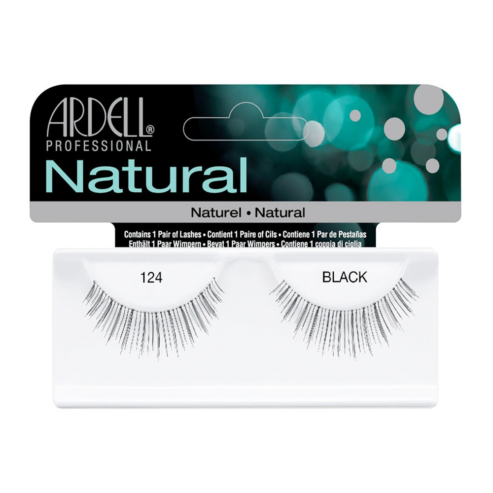 Ardell Natural 124 Black Eyelashes
