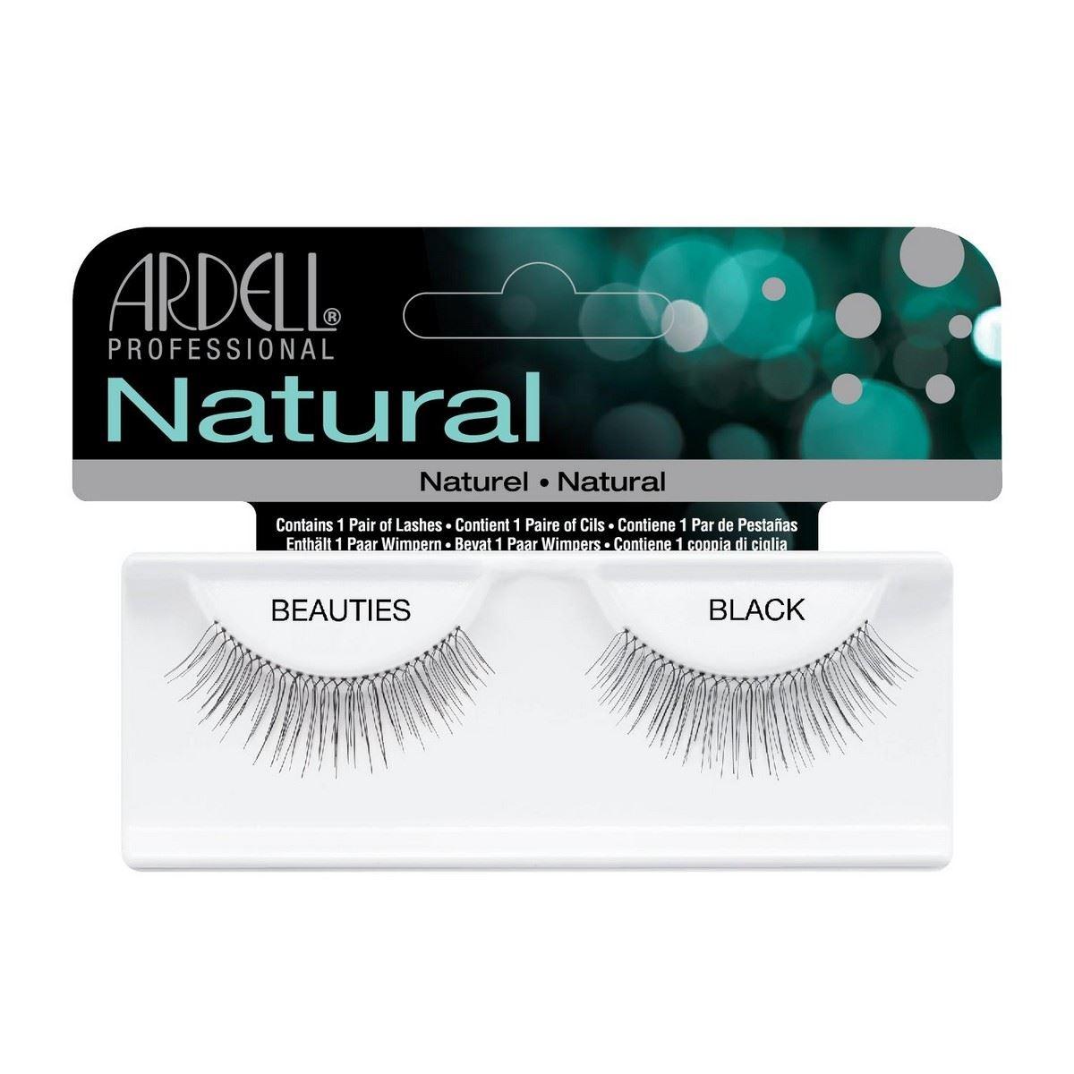 Ardell Natural Beauties Black Eyelashes
