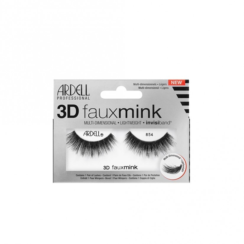 Ardell 3D Faux Mink 854 Eyelashes