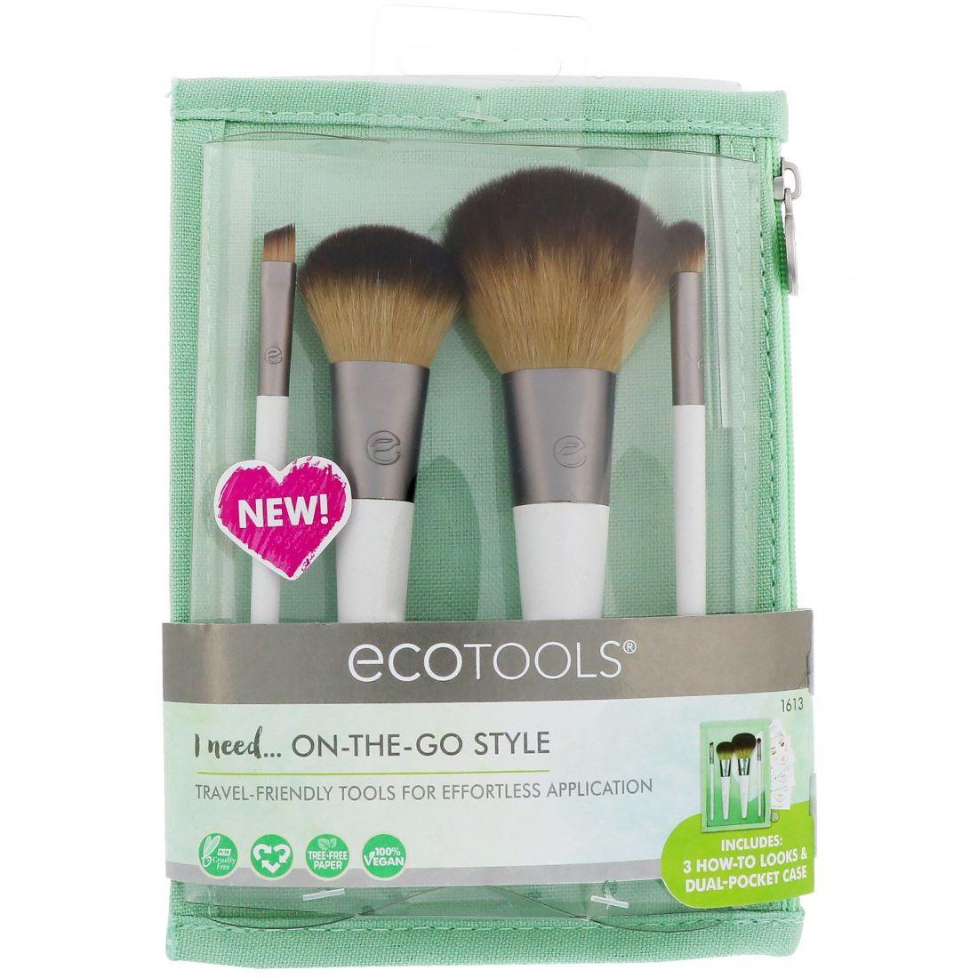 Ecotools Set On The Go Style