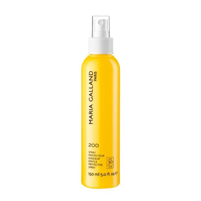 Maria Galland 200 Gentle Protective Spray SPF30  200ml Τύπος Δέρματος : Όλοι οι τύποι
