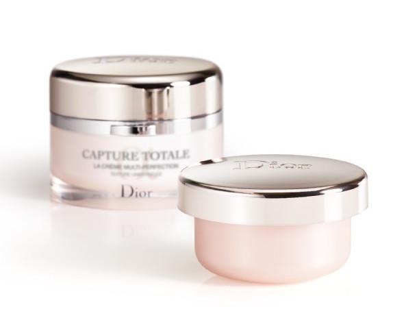 Christian Dior Capture Totale La Crème Multi-Perfection Universal Texture Refill 60ml Τύπος Δέρματος : Όλοι οι τύποι