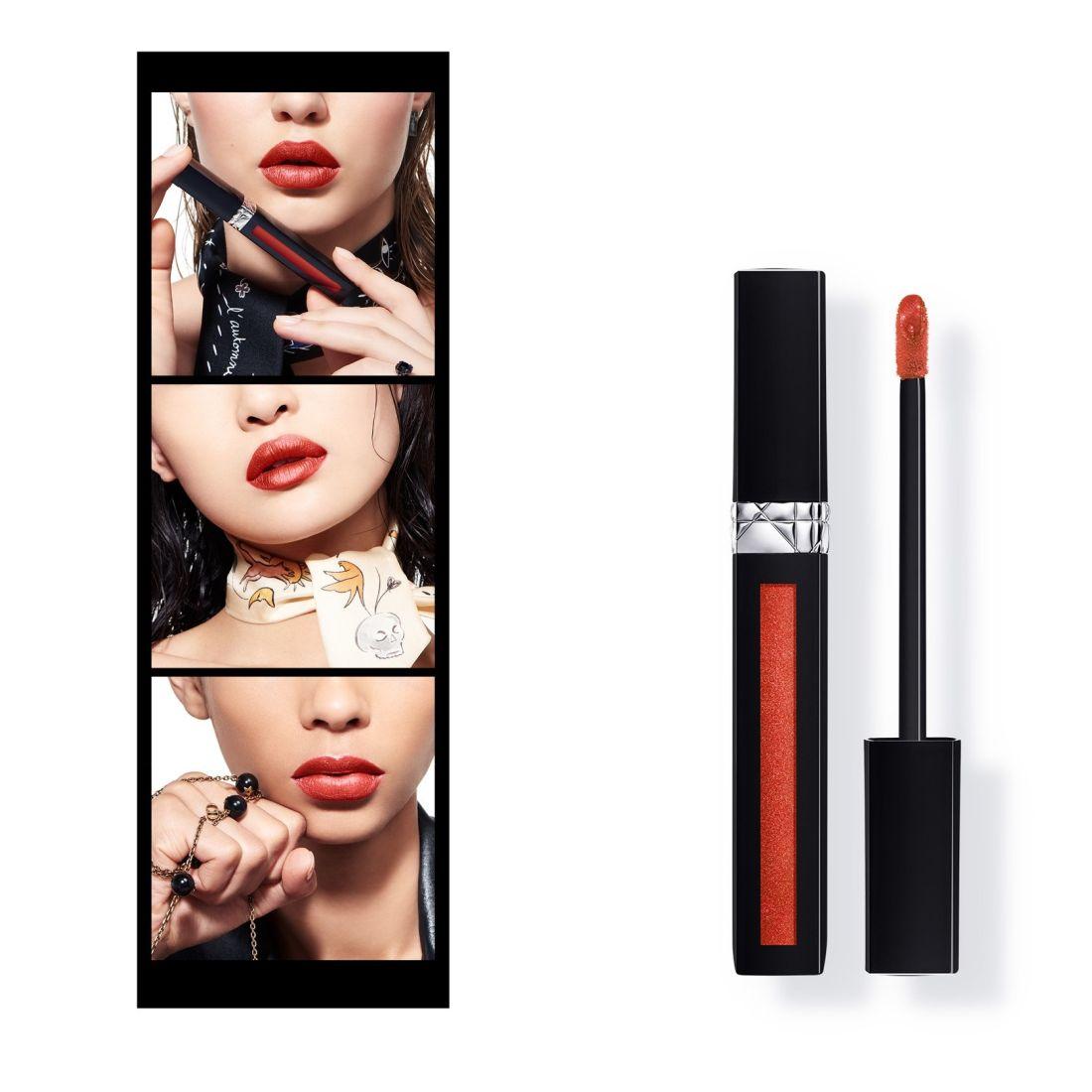 Christian Dior Rouge Dior Liquid 6ml 751 Rock'n'Metal