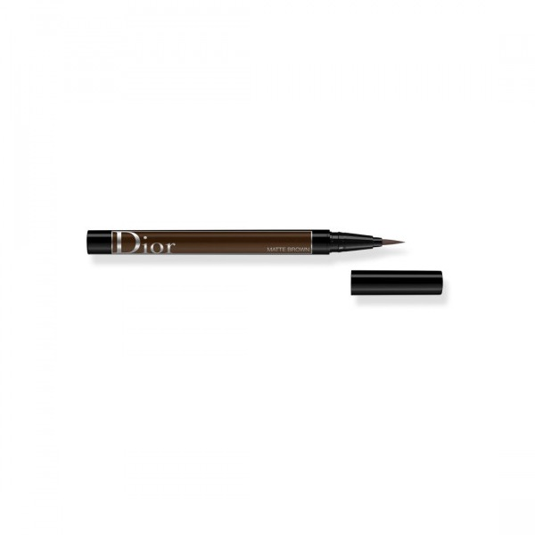 Christian Dior Diorshow On Stage Liner 781 Matte Brown