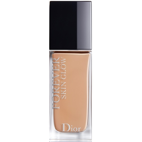 Christian Dior Diorskin Forever Skin Glow 24h Wear Radiant Perfection Skin-Caring Spf35 Foundation 30ml 3.5N Neutral