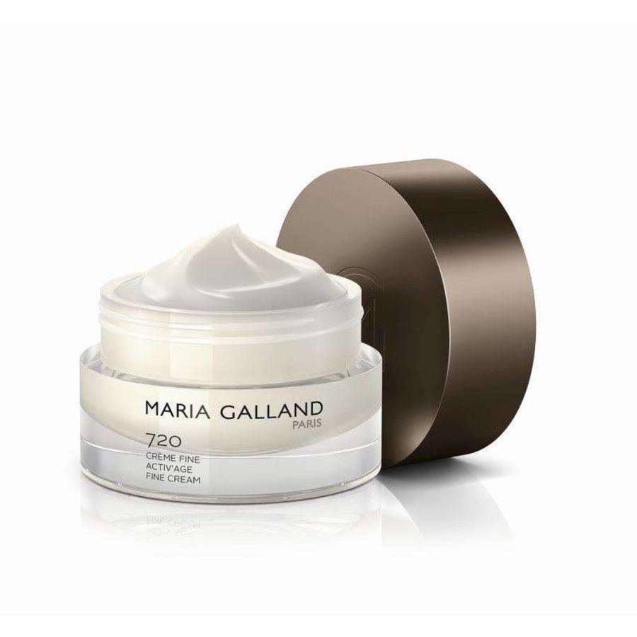 Maria Galland 720 Activ'Age Fine Cream 50ml Τύπος Δέρματος : Όλοι οι τύποι