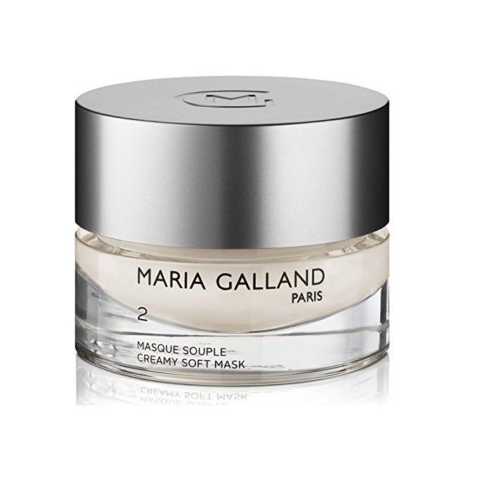 Maria Galland 2 Creamy Soft Mask 50ml Τύπος Δέρματος : Όλοι οι τύποι