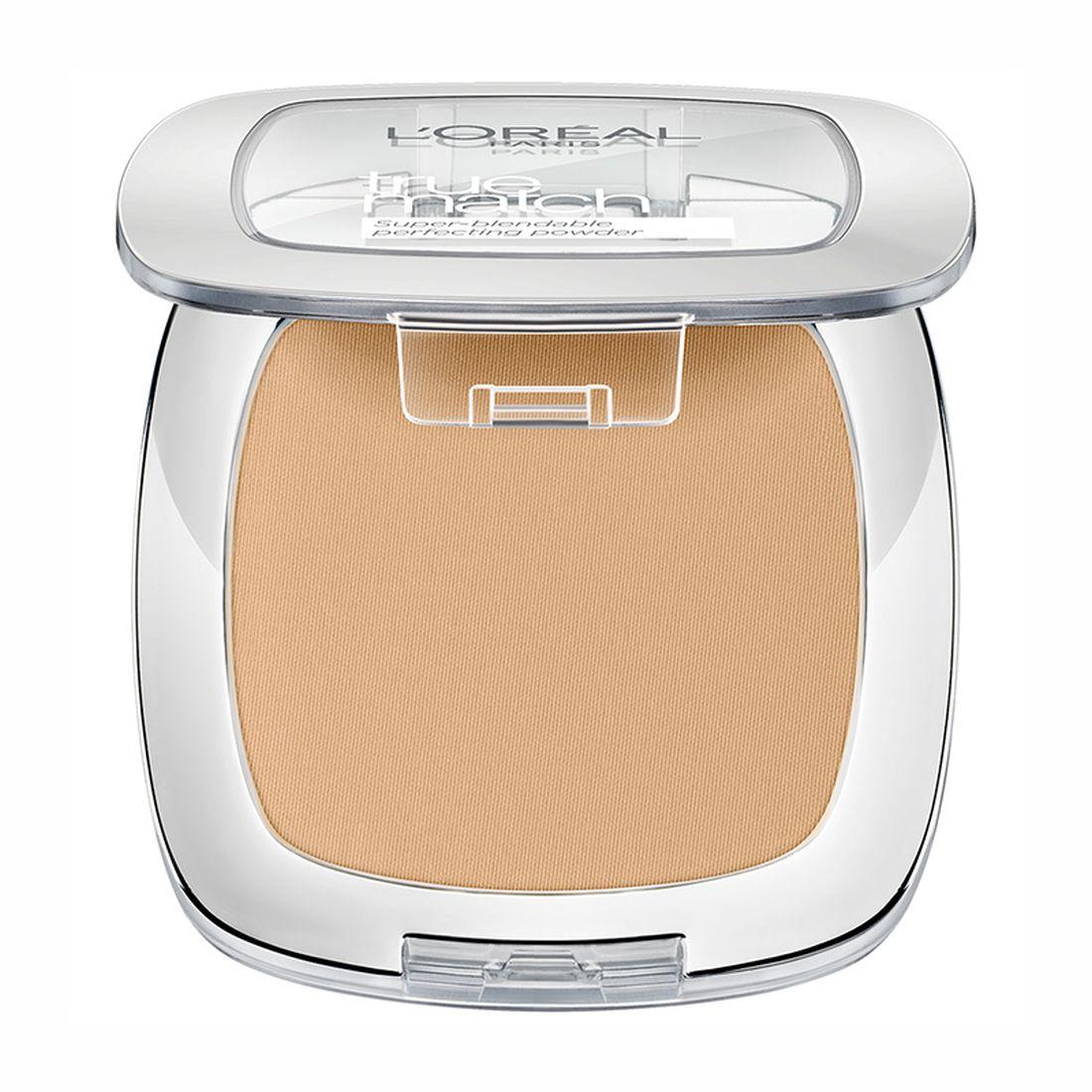 L'Oréal True Match Powder 9gr W3 Golden Beige