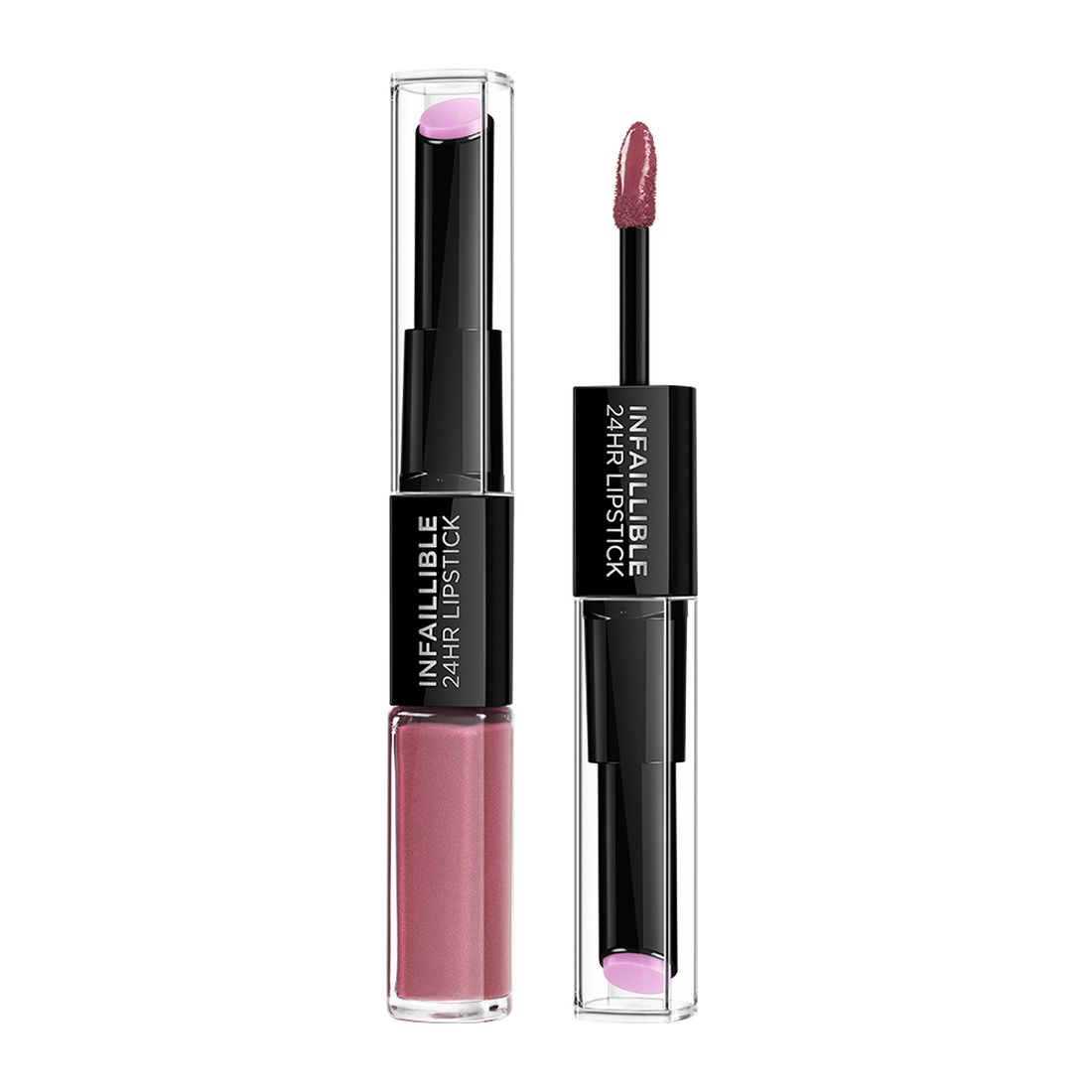 L'Oréal Infallible 2Steps Lipstick 18ml 213 Toujours Teaberry