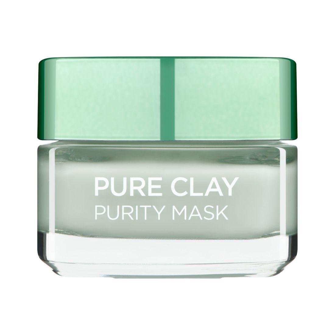 L'Oréal Masque Argile Purity 50ml Τύπος Δέρματος : Όλοι οι τύποι