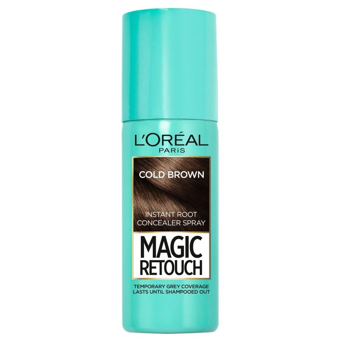 L'Oréal Magic Retouch Medium Iced Brown 75ml