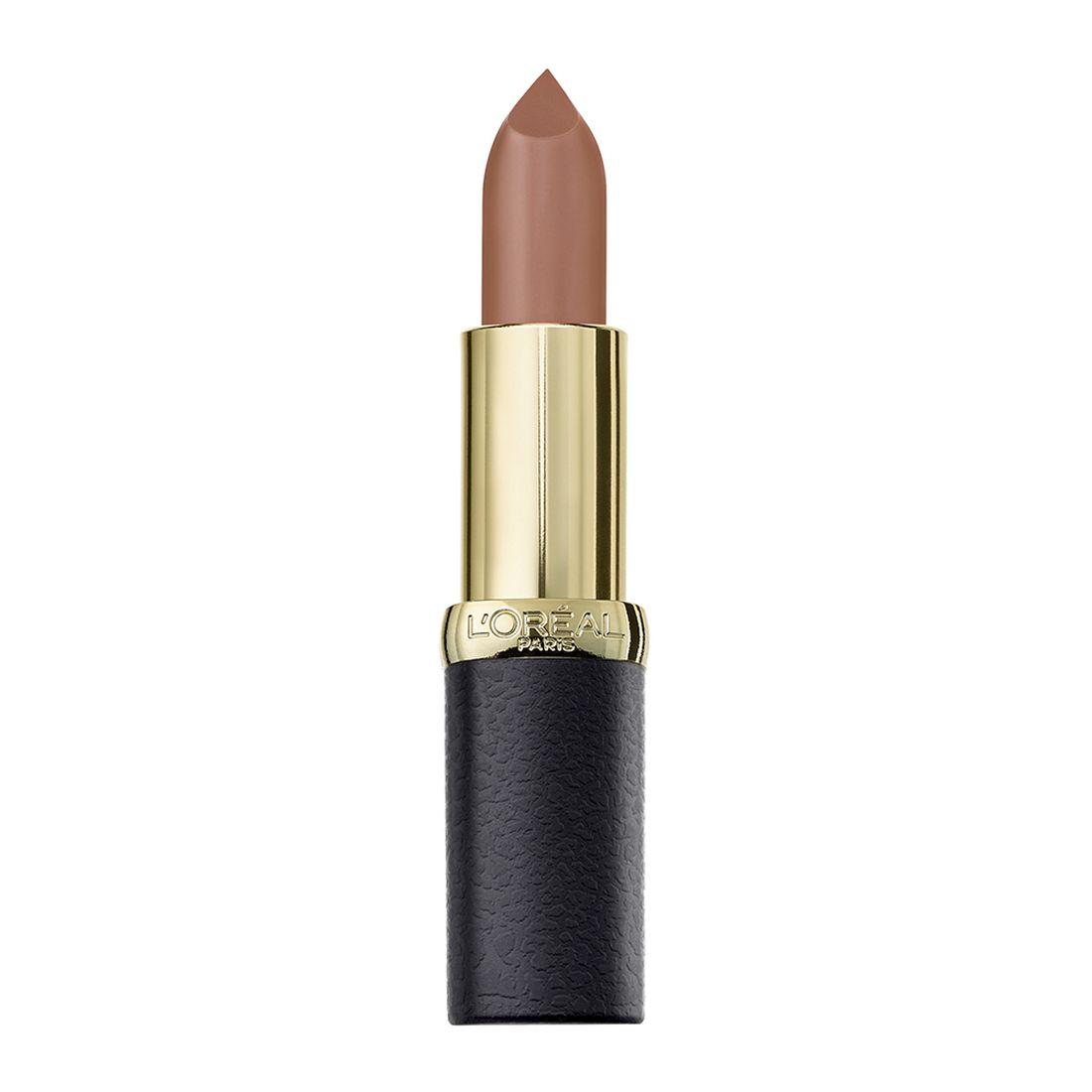 L'Oréal Color Riche Magnetic Stones Matte Lipstick 3.6gr 634 Grey Perfect