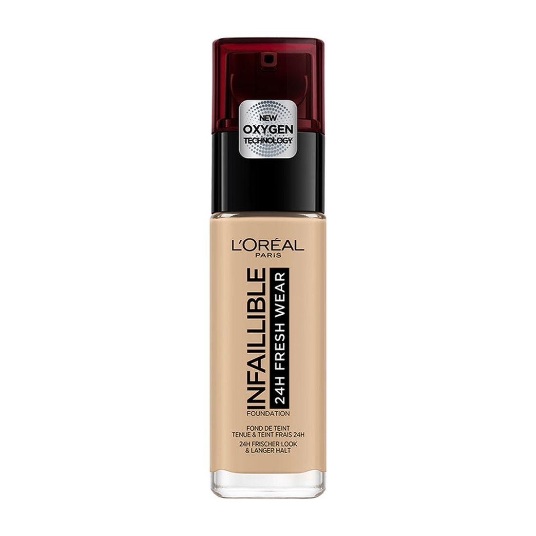 L'Oréal Infallible 24H Foundation 30ml 120 Vanilla