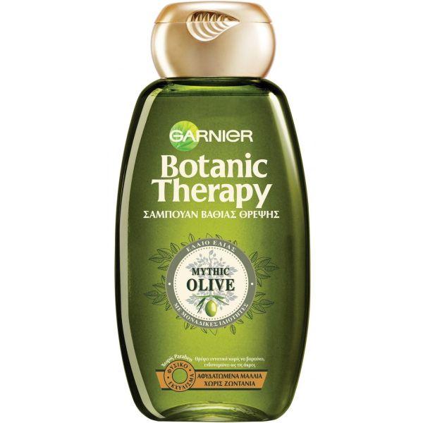 Garnier Botanic Therapy Mythic Olive Σαμπουάν Βαθιάς Θρέψης 400ml