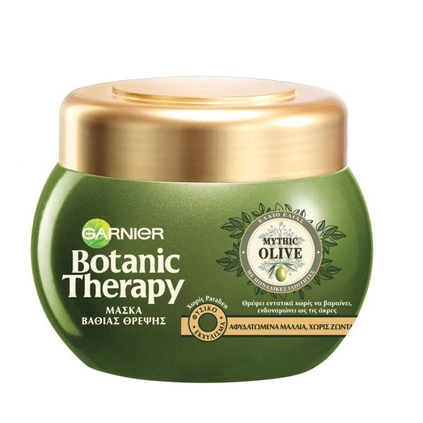 Garnier Botanic Therapy Mythic Olive Μάσκα Βαθιάς Θρέψης 300ml