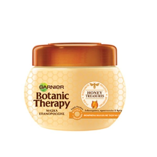 Garnier Botanic Therapy Honey Treasures Μάσκα Επανόρθωσης 300ml