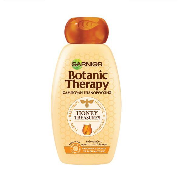 Garnier Botanic Therapy Honey Treasures Σαμπουάν Επανόρθωσης 400ml