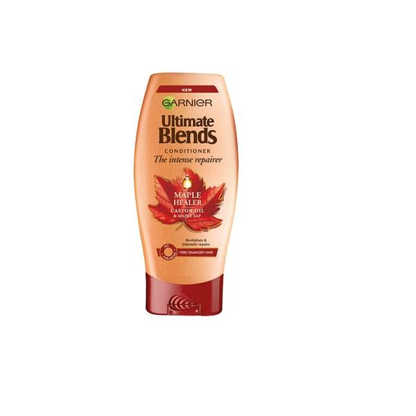 Garnier Botanic Therapy Maple Healer Conditioner Για Ταλαιπωρημένα, Πολύ Φθαρμένα Μαλλιά 200ml