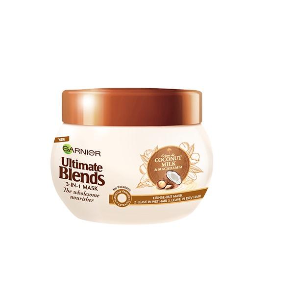 Garnier Botanic Therapy Coco Macadamia Mask 300ml