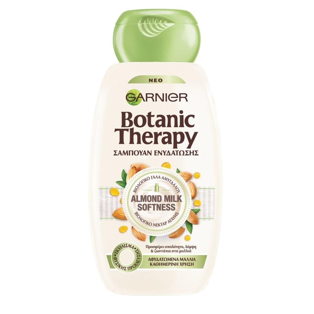 Garnier Botanic Therapy Almond Milk Softness Shampoo 400ml