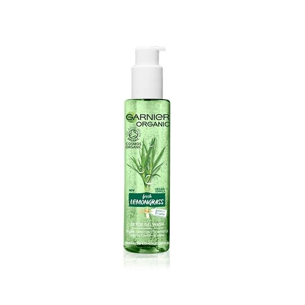 Garnier Bio Fresh Lemongrass Purifing Gel Wash 150ml Τύπος Δέρματος : Λιπαρό,Μικτό