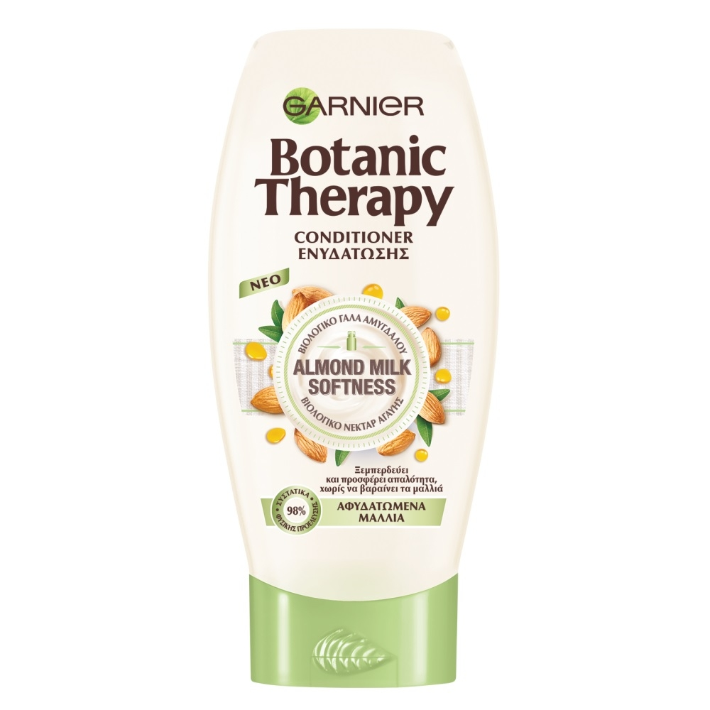 Garnier Botanic Therapy Almond Milk Softness Conditioner 200ml
