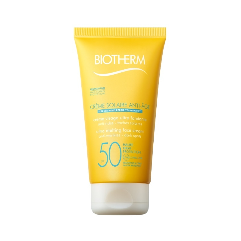 Biotherm Crème Solaire Anti-Age Ultra Melting Face Cream Spf50 50ml