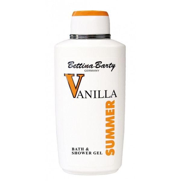 Bettina Barty Vanilla Summer Bath & Shower Gel 500ml