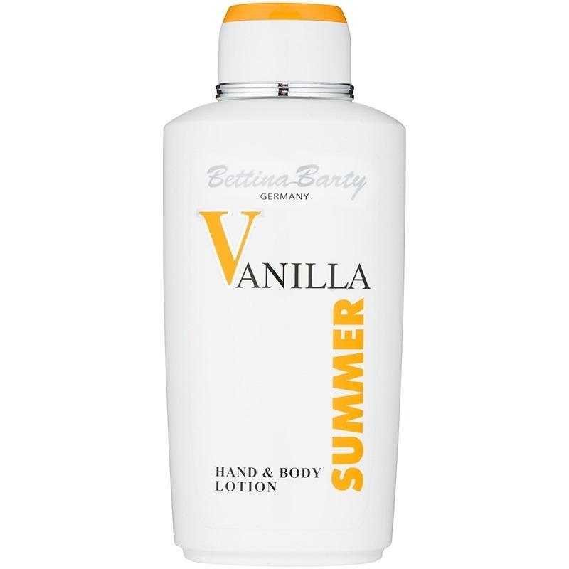 Bettina Barty Vanilla Summer Hand & Body Lotion 500ml