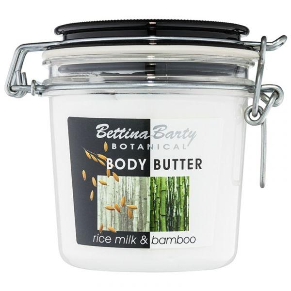 Bettina Barty Botanical Rice Milk & Bamboo Body Butter 400ml