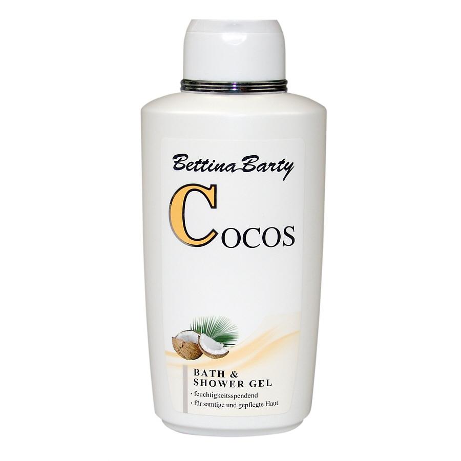 Bettina Barty Cocos Bath & Shower Gel 500ml