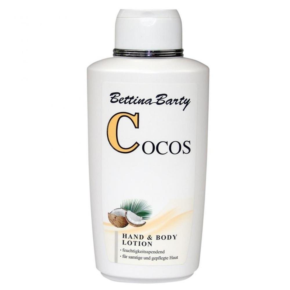 Bettina Barty Cocos Hand & Body Lotion 500ml
