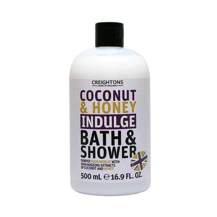 Creightons Coconut & Honey Bath & Shower 500ml