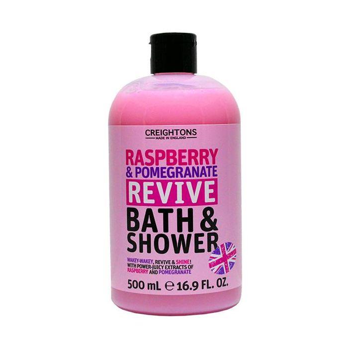 Creightons Raspberry & Pomegranate Bath & Shower 500ml