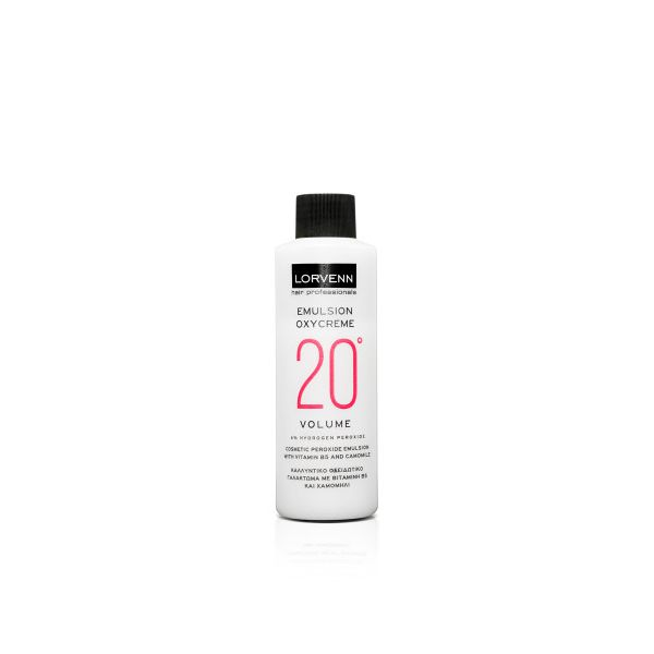 Lorvenn Emulsion Oxycreme 20 Vol. 70ml