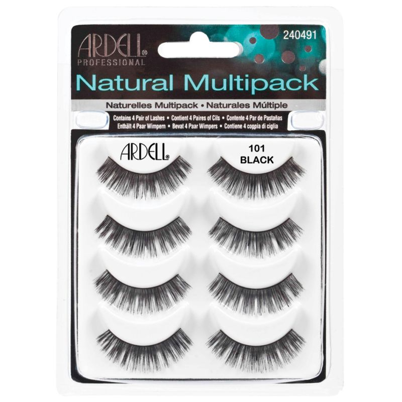 Ardell Natural Multipack 101 Eyelashes