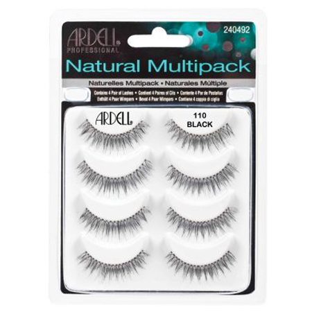 Ardell Lashes Multipack Natural 110 4pcs