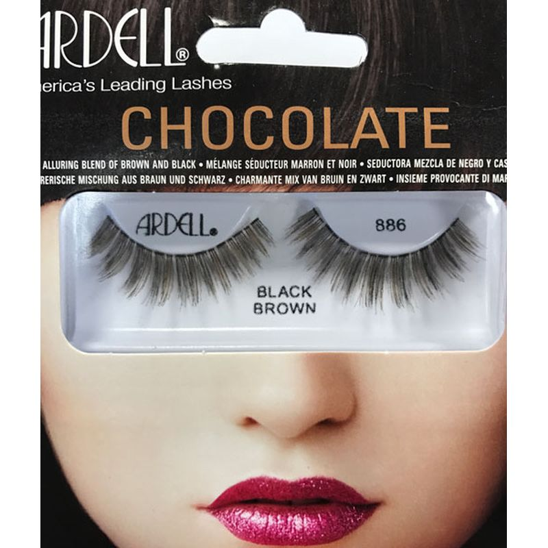 Ardell 886 Brown Eyelashes