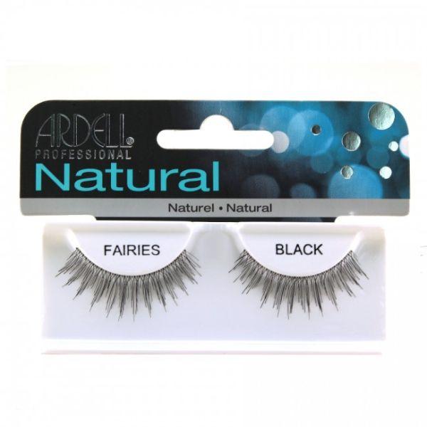 Ardell Natural Fake Eye Lashes Fairies Black
