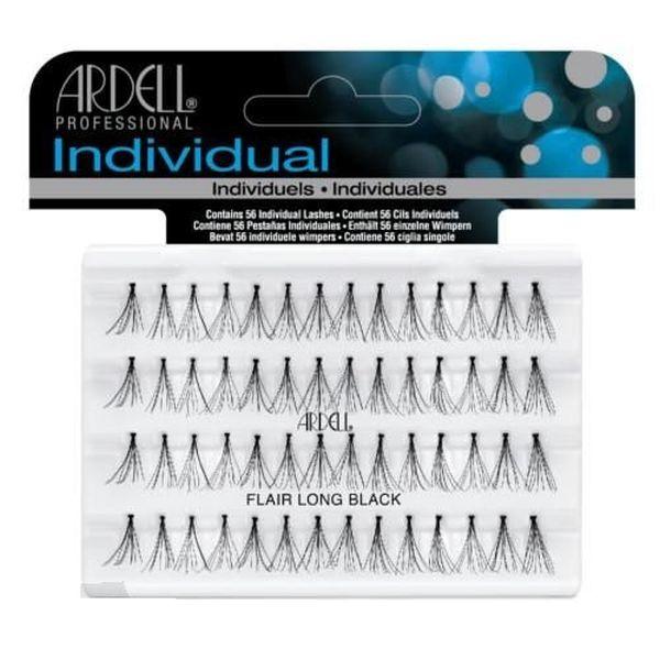 Ardell Duralash Individuals Knot Free Naturals Long Black Eyelashes