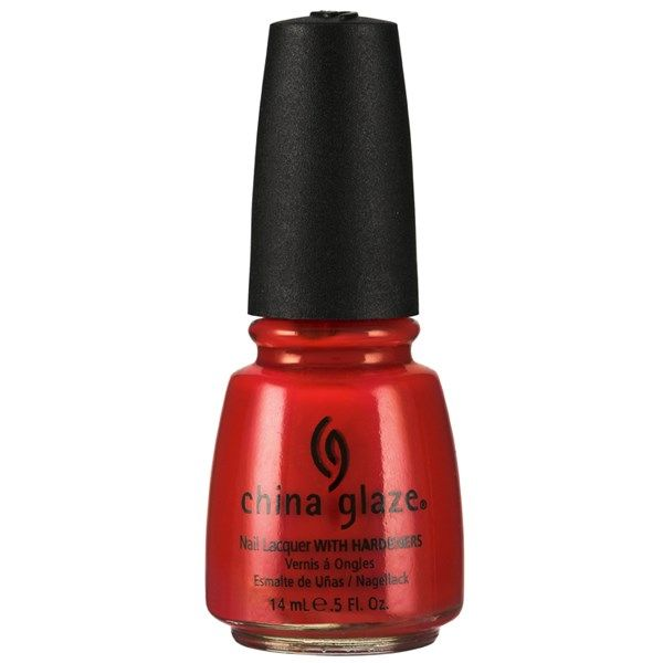 China Glaze Aztec Orange Nail Polish 14ml
