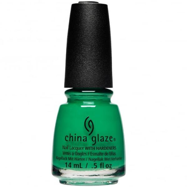 China Glaze Emerald Bae Nail Polish 14ml