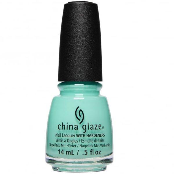 China Glaze All Glammed Up Nail Polish 14ml